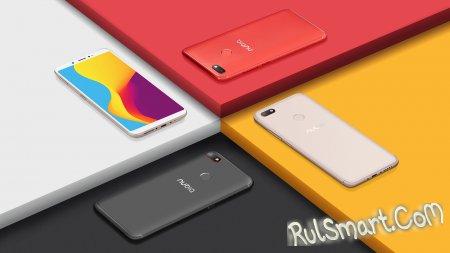 Nubia V18: Snapdragon 625, 4 ГБ ОЗУ и небольшие рамки