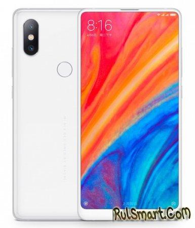 Xiaomi Mi Mix 2S: Snapdragon 845, беспроводная зарядка и MIUI 9