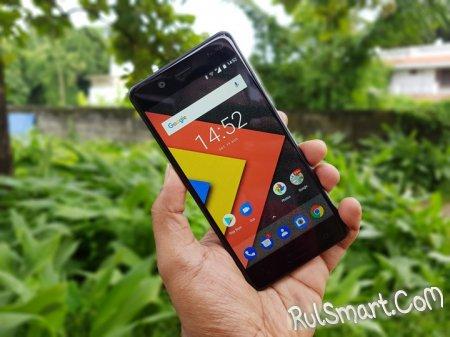 Nokia 5 и Nokia 6 обновляются до Android 8.1 Oreo