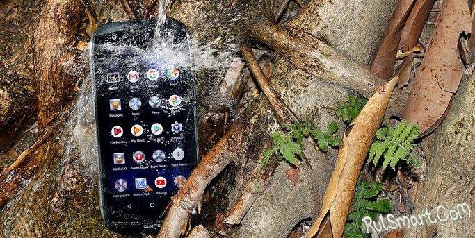 OUKITEL WP5000: доступный защищенный смартфон поступил в продажу