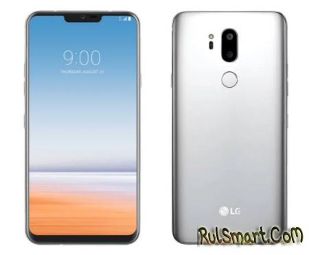 LG G7 а-ля iPhone X: Snapdragon 845, 6 ГБ ОЗУ и 16 МП камера