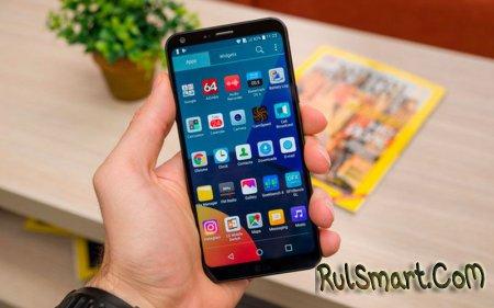 LG Q6: дисплей FullVision, Snapdragon 435 и наушники в подарок