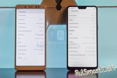 Сравнение MediaTek Helio P60 и Snapdragon 636 (тест производительности)