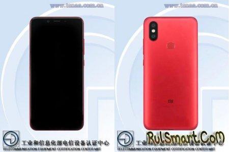 Xiaomi Mi 6X получит двойную камеру с модулями Sony IMX486 и IMX376