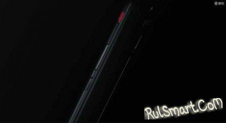 Nubia Red Devil: мощный игровой смартфон с LED-подсветкой