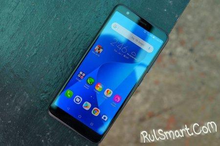 ZenFone Max Pro M1: Snapdragon 636 и Android 8.1 Oreo (характеристики)