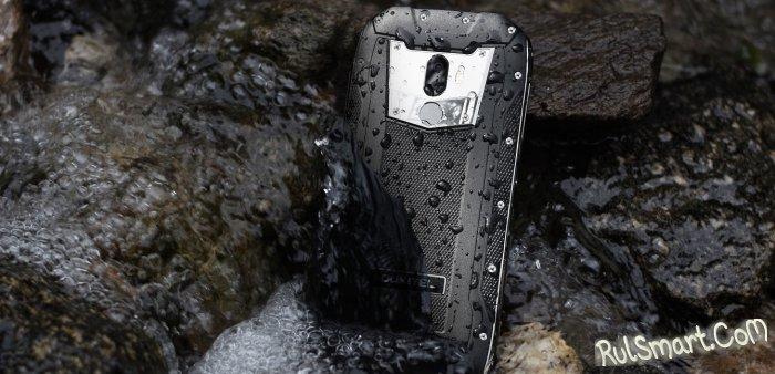 OUKITEL WP5000 прошел тестирование в суровых условиях, выжил ли смартфон?