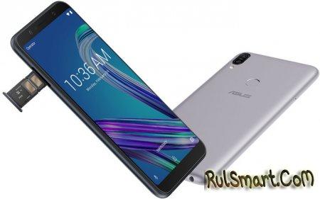 ASUS ZenFone Max Pro M1 — конкурент Redmi Note 5 на Android 8.1