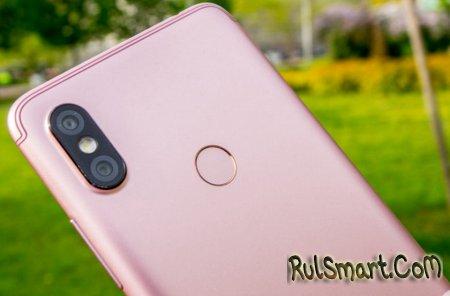 Xiaomi Redmi S2: первые живые фото смартфона на Android 8.1
