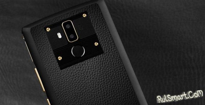 OUKITEL K7 с аккумулятором на 10 000 мА/ч будет стоить всего $99,99