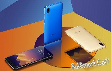 Бюджетные смартфоны Meizu на 2018 год: Meilan 6T, Meizu M8c и M8 Lite