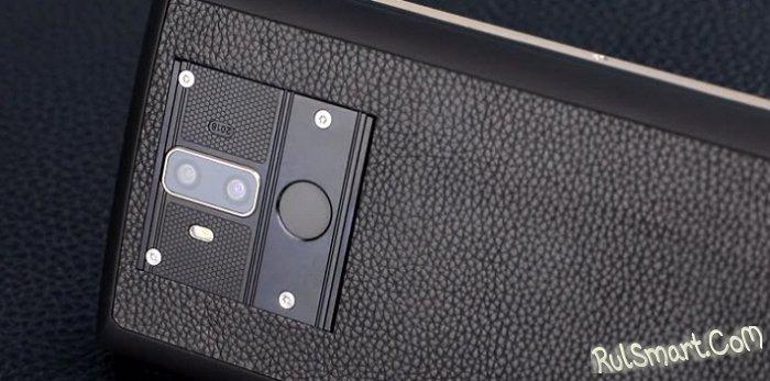 Видео-обзор OUKITEL K7: защищенный смартфон с двойной камерой за $180