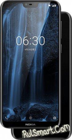 Nokia X6: стеклянный смартфон с безрамочным дизайном и Snapdragon 636