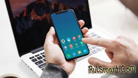 Xiaomi Mi8: анонс флагманского смартфона будет 31 мая
