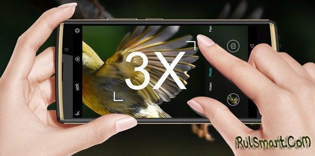 Oukitel K7: тестирование камеры смартфона с мощным аккумулятором