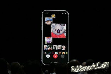 iOS 12: iPhone 5S, новые Memodji, ARKit 2.0 и групповые звонки