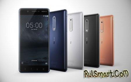 Смартфоны Nokia обновятся до Android P в августе
