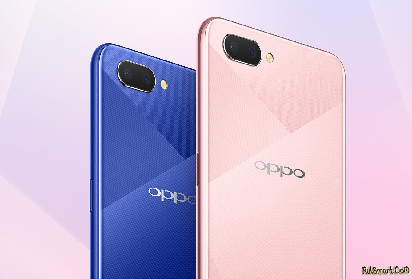 Oppo A5 specifications, features