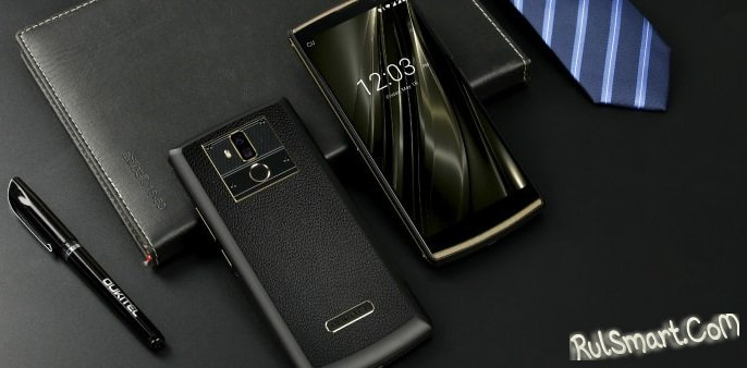 Oukitel K7 с мощным аккумулятором на 10 000 мАч подешевел до $169