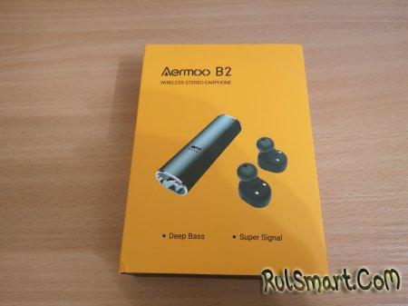 Обзор беспроводных наушников Aermoo B2