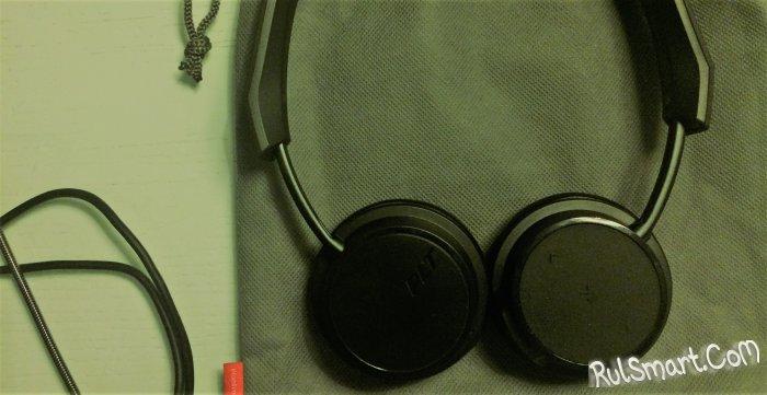 Обзор беспроводных наушников Plantronics BackBeat FIT 500 для фитнеса