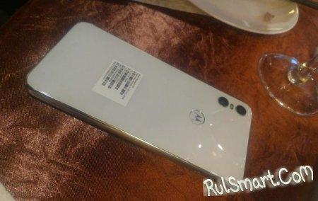 Motorola One: новый смартфон из линейки Android One