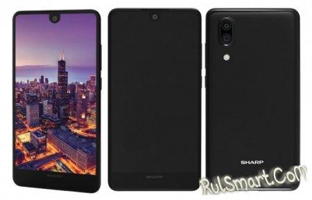 Sharp готовится выйти на европейский рынок с новыми смартфонами