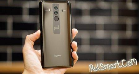 Huawei создаст смартфон с самой быстрой зарядкой