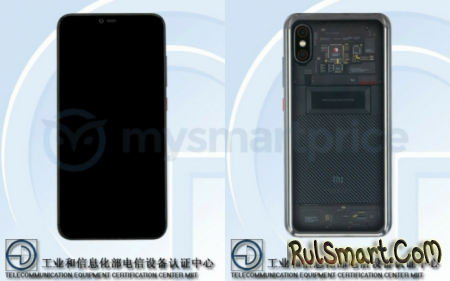 Xiaomi Mi Note 4 получит псевдопрозрачную тыльную панель
