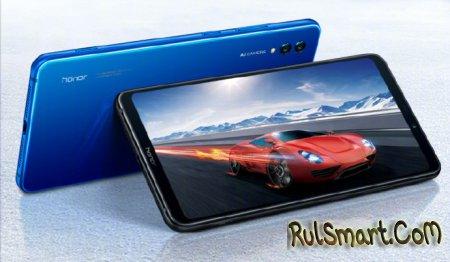 Honor Note 10: 6.95-дюймовый смартфон с мощным аккумулятором