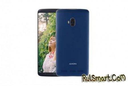 ZTE Axon 9 — новый флагманский смартфон со Snapdragon 845