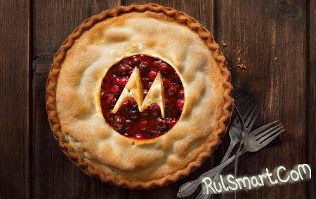 Какие смартфоны Motorola обновят до Android 9.0 Pie?