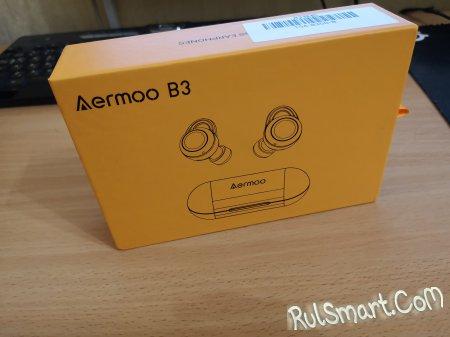 Обзор беспроводных наушников Aermoo B3