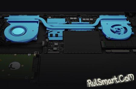Xiaomi Mi Notebook 15.6: дискретная видеокарта GeForce и 32 ГБ ОЗУ