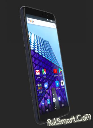 Archos Access 57: бюджетный смартфон на Android Oreo (Go Edition)
