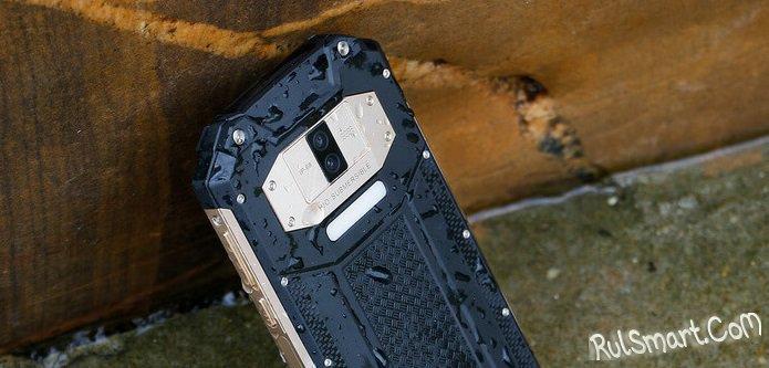 Oukitel WP2: тестирование производительности защищенного смартфона в AnTuTu