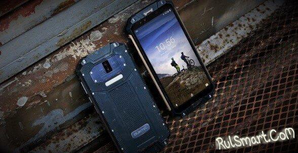 Oukitel WP2: разборка защищенного смартфона и тест качества (видео)