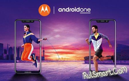 Motorola One и One Power: бюджетные смартфоны на Android One