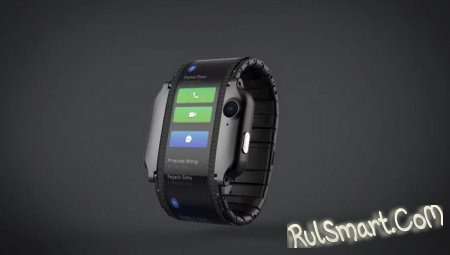Nubia α: умные часы-смартфон с гибким экраном