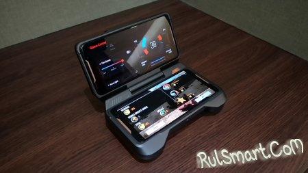 Asus ROG Phone: очень дорогой игровой смартфон со Snapdragon 845