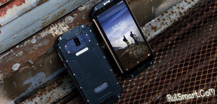 OUKITEL WP2: раскрыты все характеристики защищенного смартфона