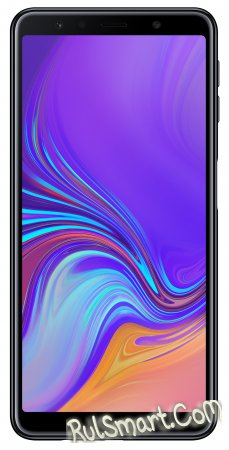 Samsung Galaxy A7 (2018): тройная камера и Android 8.0 Oreo