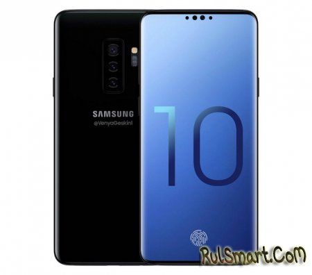 Samsung Galaxy S10: три модификации смартфона на Android 9.0 Pie