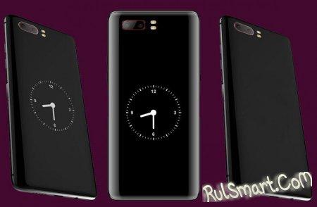 Nubia Z18s: два экрана с разными диагоналями и Snapdragon 845