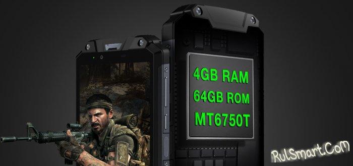 Защищенный смартфон OUKITEL WP2 появился в продаже по цене $219.99