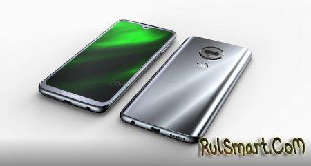 Moto G7: рендеры и характеристики смартфона с 12-МП фронталкой