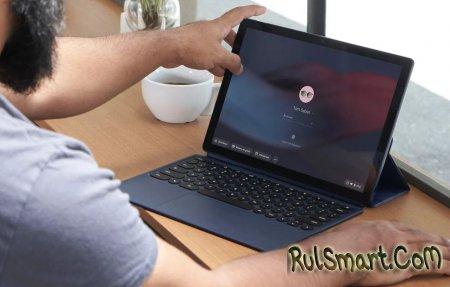 Google Pixel Slate: топовый планшет на базе Chrome OS с 16 ГБ ОЗУ