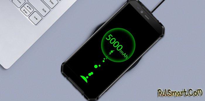 OUKITEL WP1 с беспроводной зарядкой на 10 Вт временно продается за $159.99