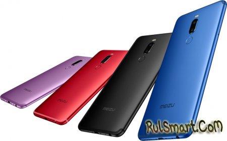 Meizu Note 8 — конкурент Xiaomi Mi A2 Lite без «чёлки»