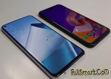 ASUS ZenFone 6: смартфон с невероятным безрамочным дизайном
